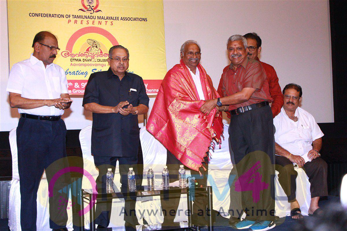 Confederation Of Tamil Nadu Malayalee Association Press Meet Photos