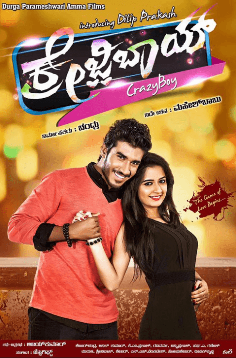 Crazy  Boy Movie Review Kannada Movie Review