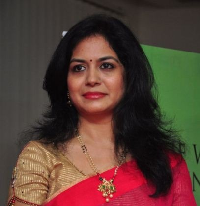 Cute Singer Sunitha Turns An Actress!