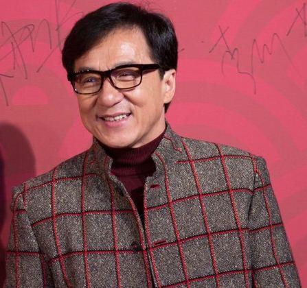 CAA Grabbed Jackie Chan