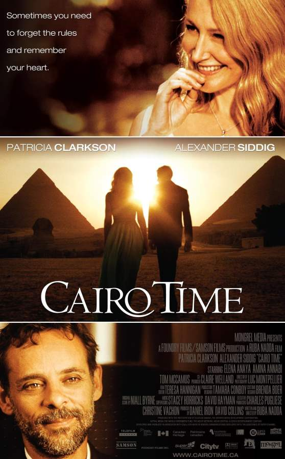 Cairo Time Movie Review English