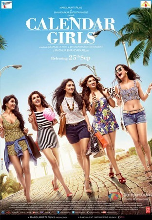 Calendar Girls Movie Review Hindi