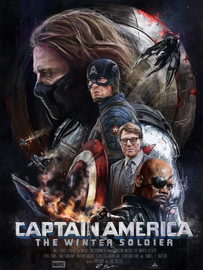 Captain America: The Winter Soldier Movie Review English