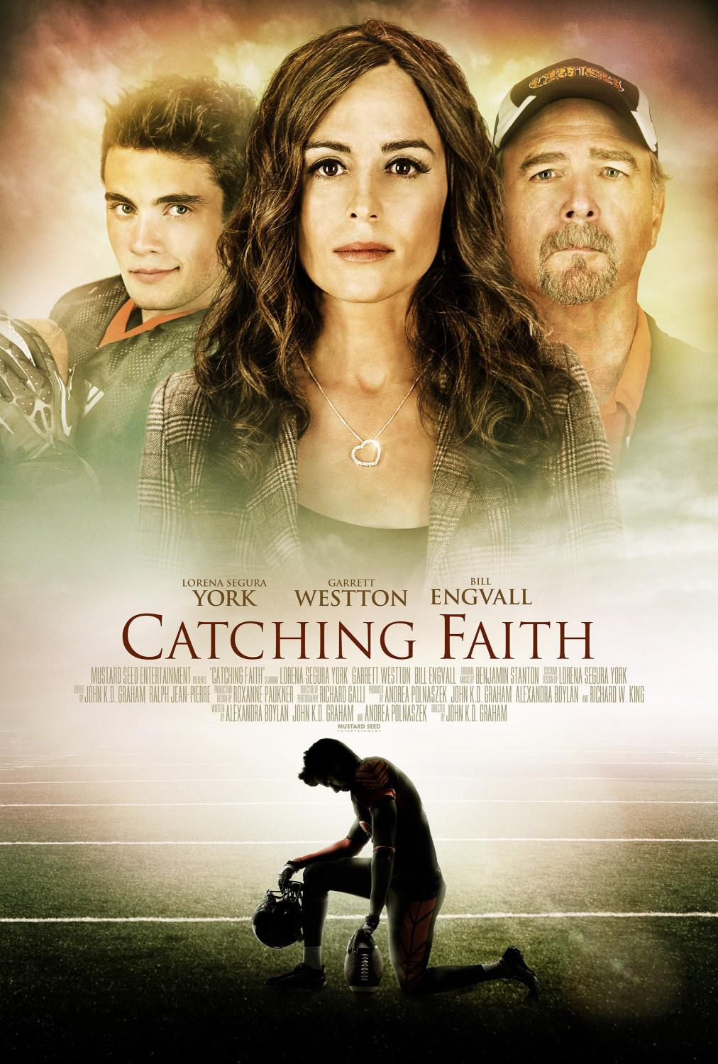 Catching Faith Movie Review English