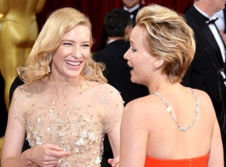 Cate Blanchett Lauds The Essay By Jennifer Lawrence On Gender Inequality!