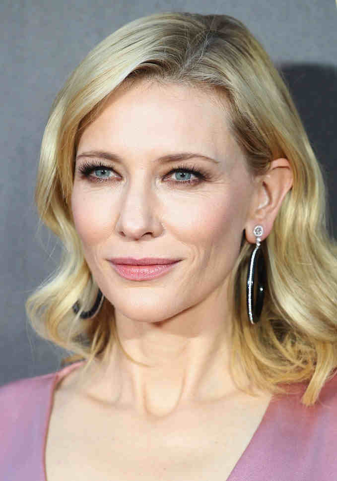 Cate Blanchett Was Roped In For Another Biopic