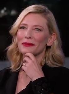 Cate Blanchett English Actress