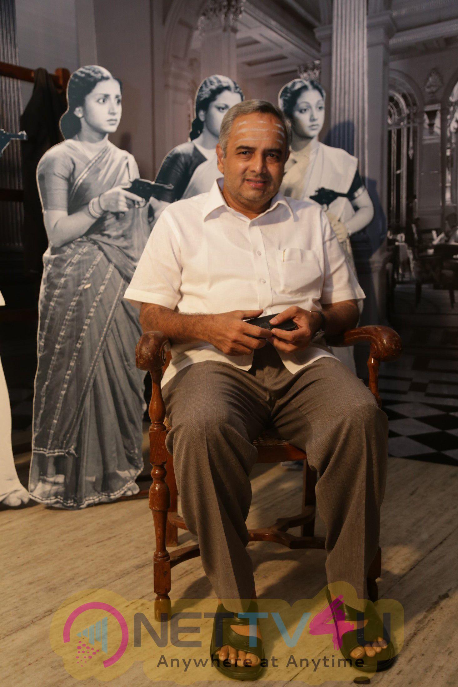 Celebrating A Pioneer, A Path Breaking Film Maker - Veena S Balachander - Event Stills