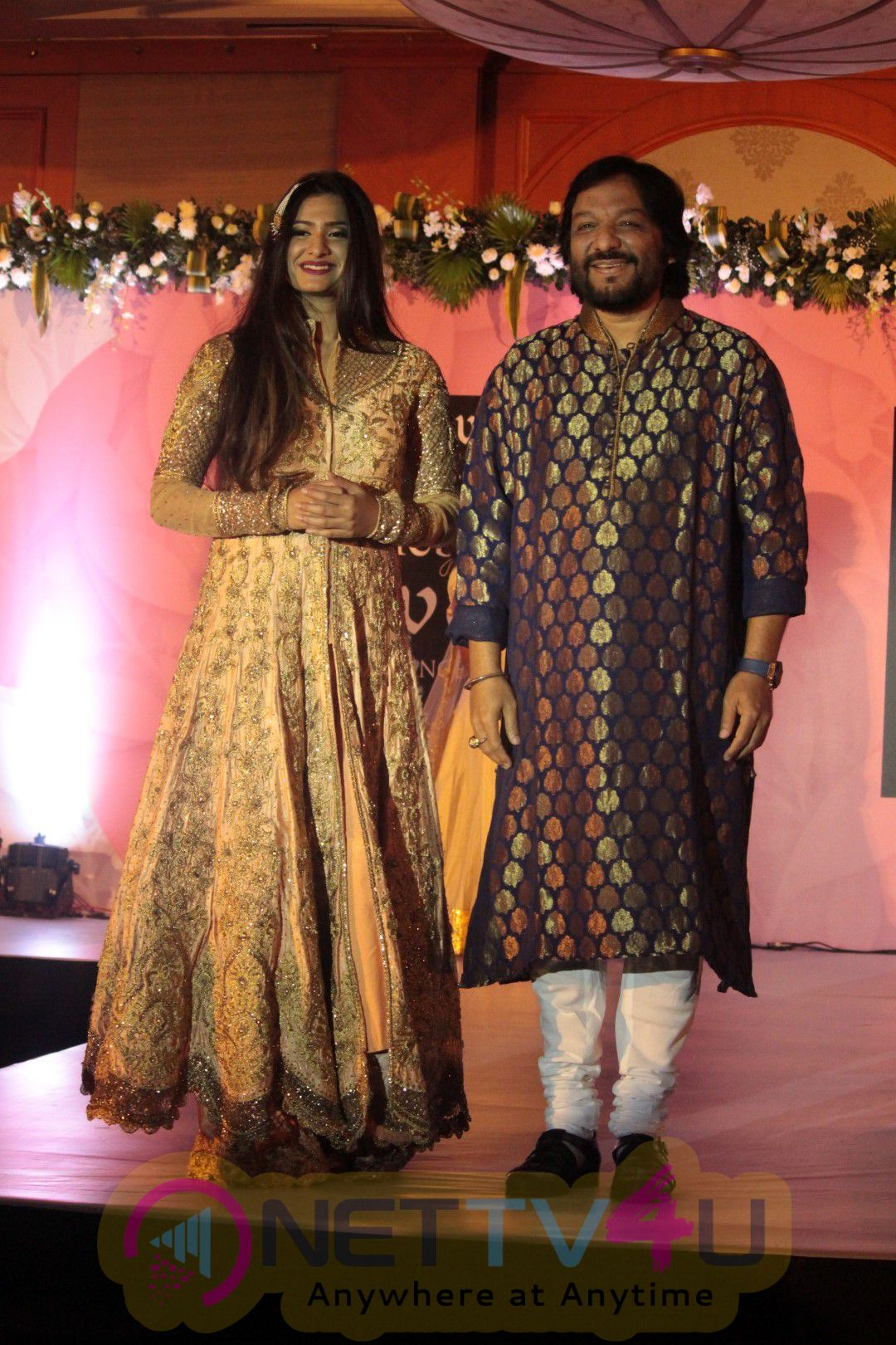 Celebrities On Ramp For BETI Foundation Exclusive Images