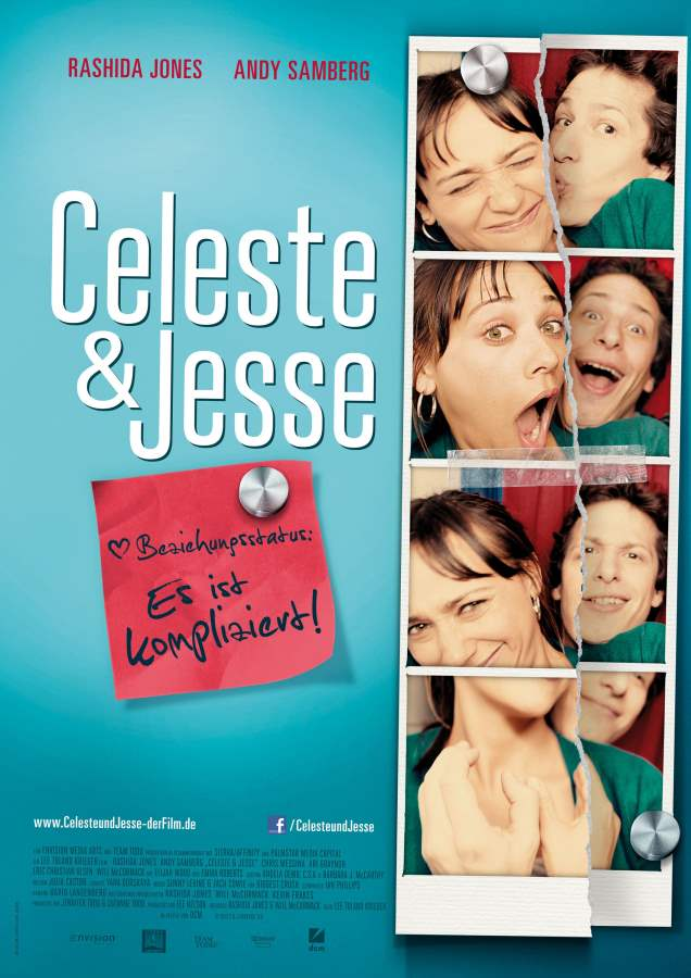 Celeste And Jesse Forever Movie Review English