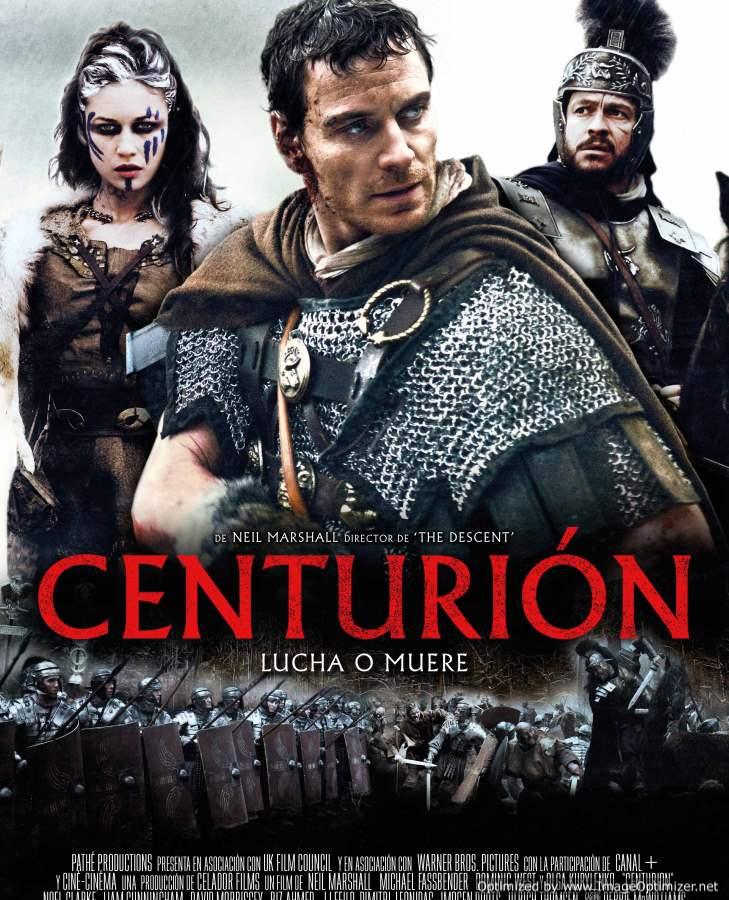 Centurion Movie Review English