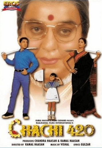 Chachi 420 Movie Review