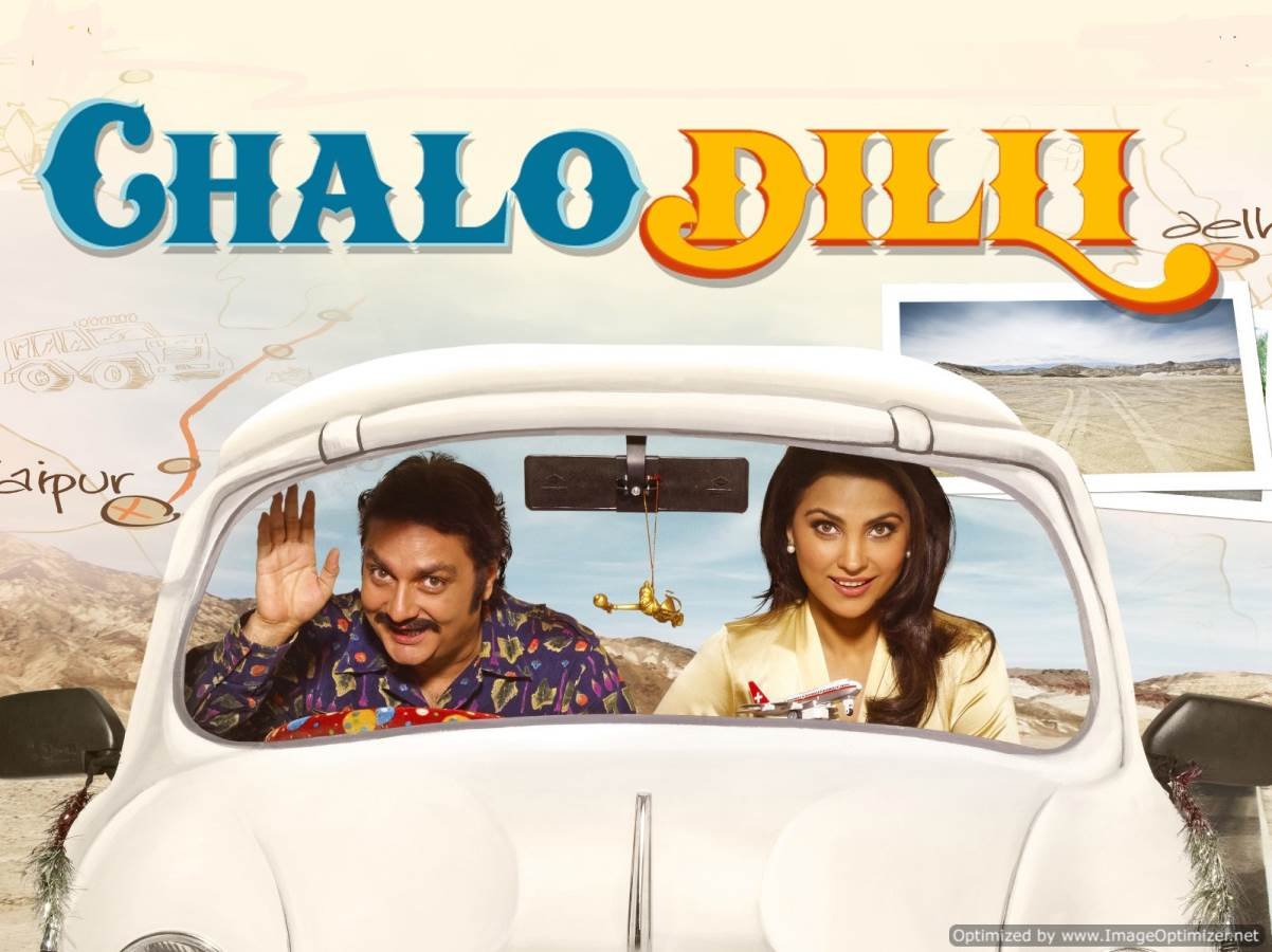 Chalo Dilli Movie Review