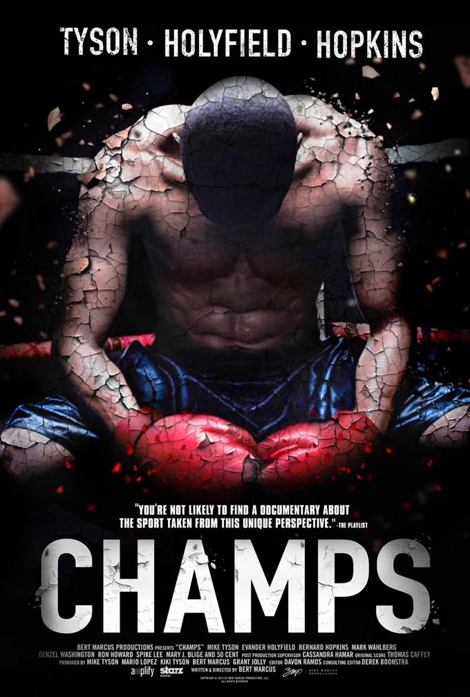 Champs Movie Review English
