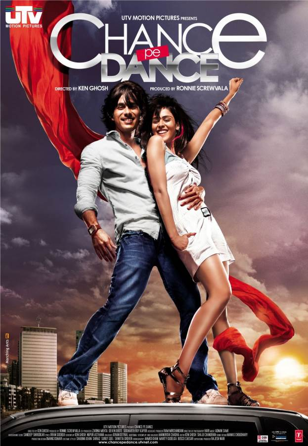 Chance Pe Dance Movie Review Hindi