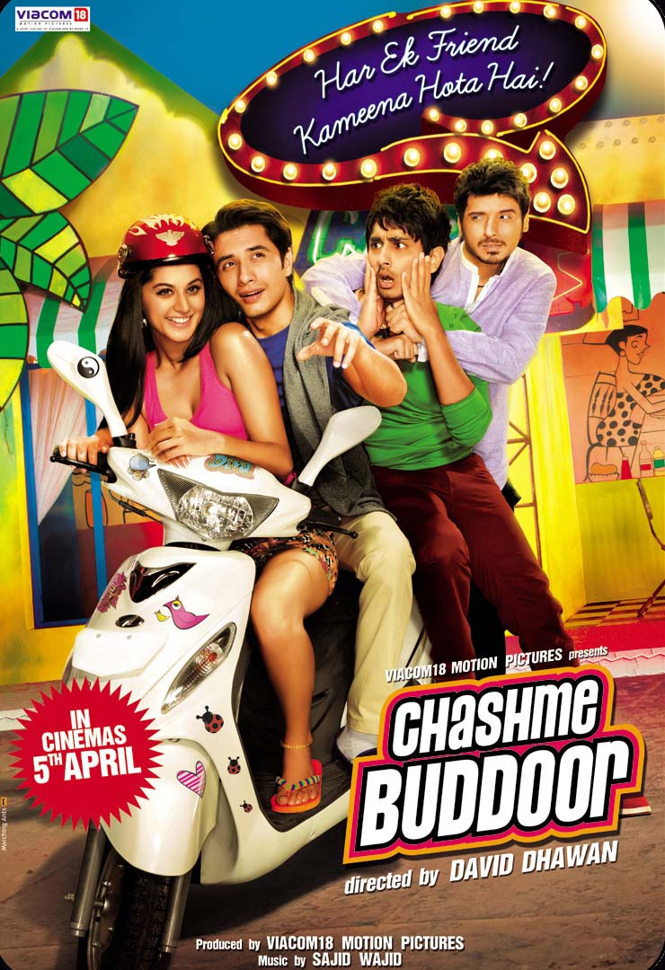 Chashme Baddoor Movie Review Hindi Movie Review