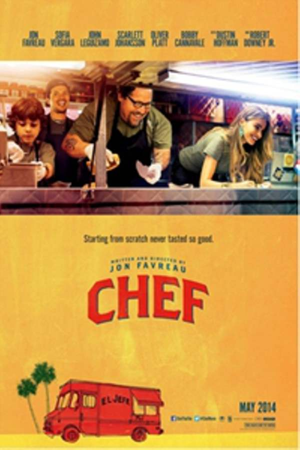 Chef Movie Review English