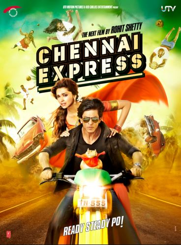 Chennai Express Movie Review English Movie Review