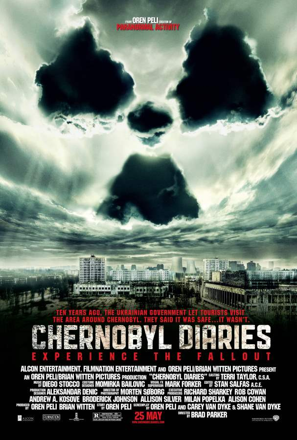 Chernobyl Diaries Movie Review English