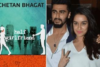 Chetan Bhagat's 'Half Girlfriend' In Political Drama?