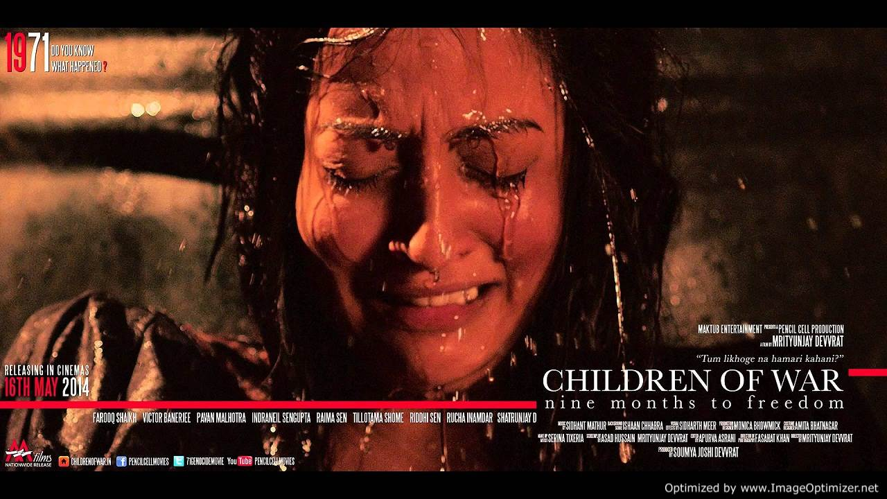Children of War  Movie Review Hindi