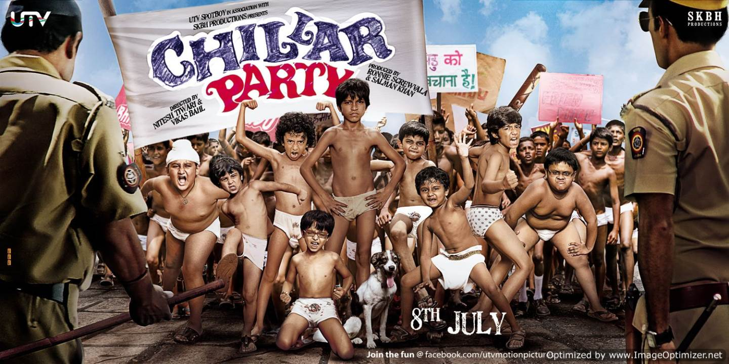 Chillar Party Movie Review Hindi