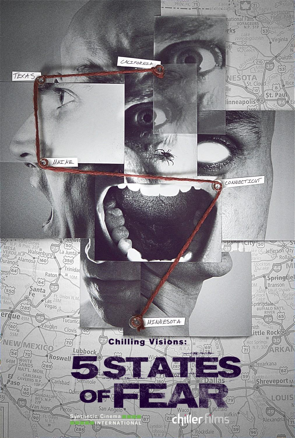 Chilling Visions: 5 States of Fear Movie Review English
