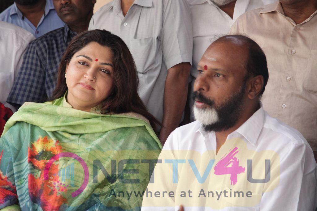 Chinnathirai Producers Association Press Meet Stills Tamil Gallery