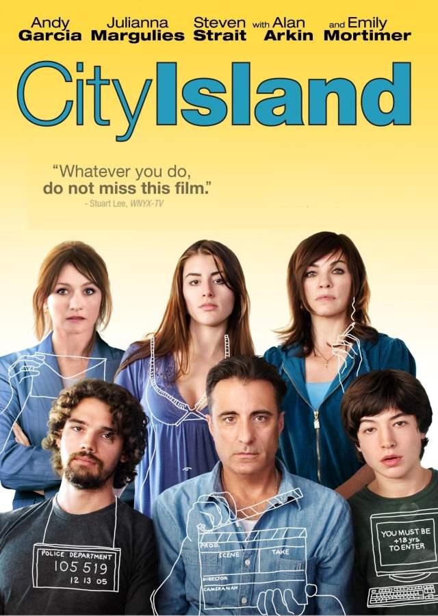 City Island Movie Review English