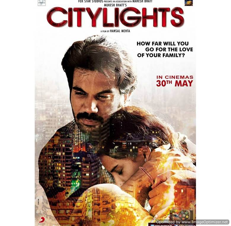 Citylights  Movie Review Hindi