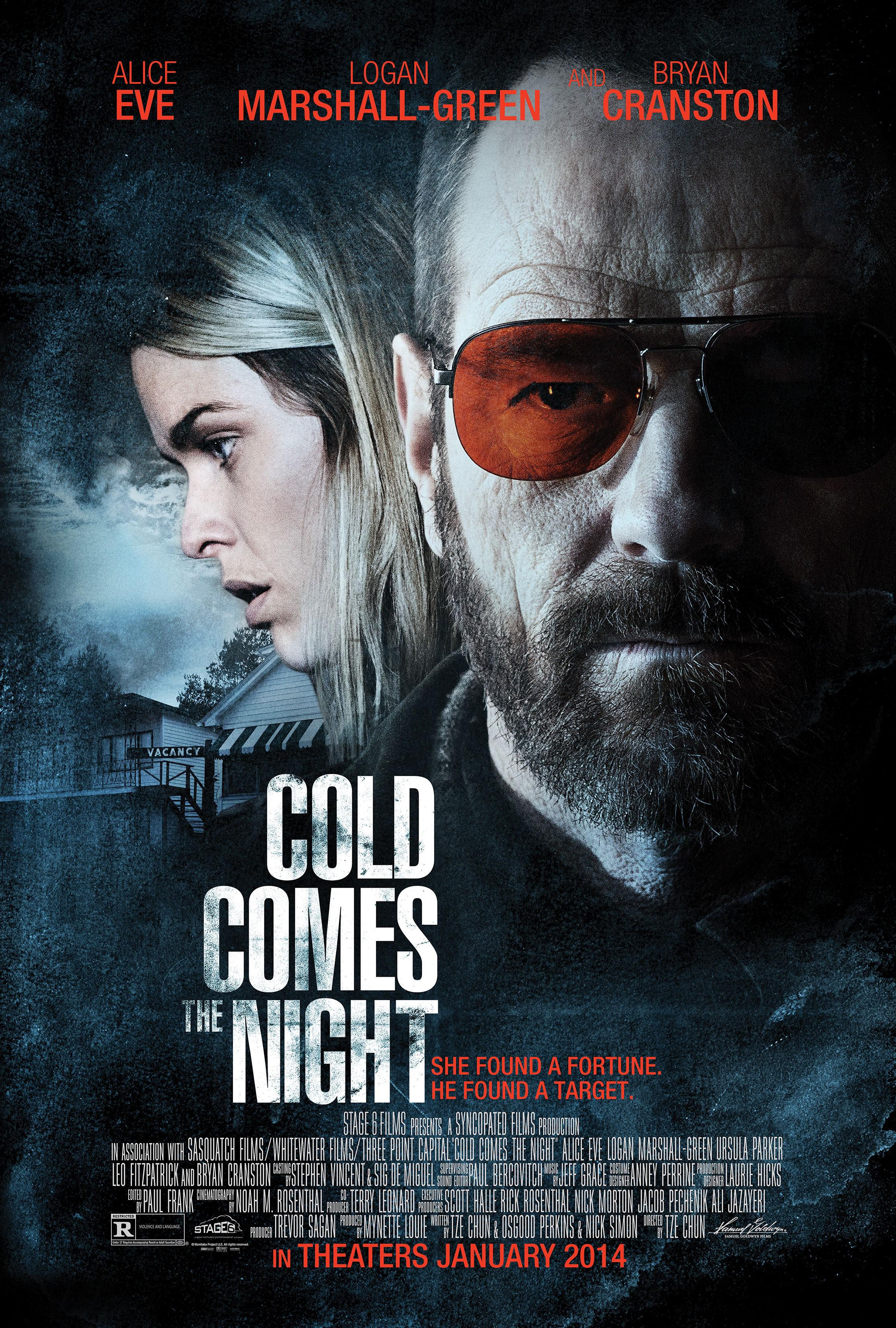 Cold Comes the Night Movie Review English