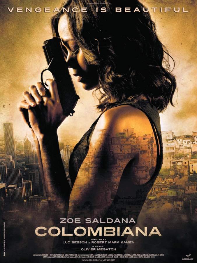 Colombiana Movie Review English