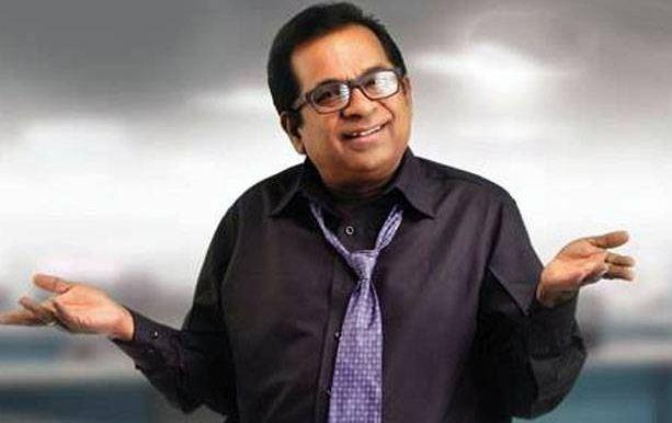 Comedy King Brahmanandam Is Still Busy!