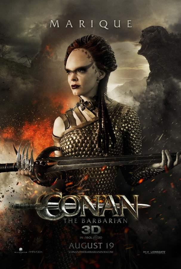 Conan The Barbarian Movie Review English