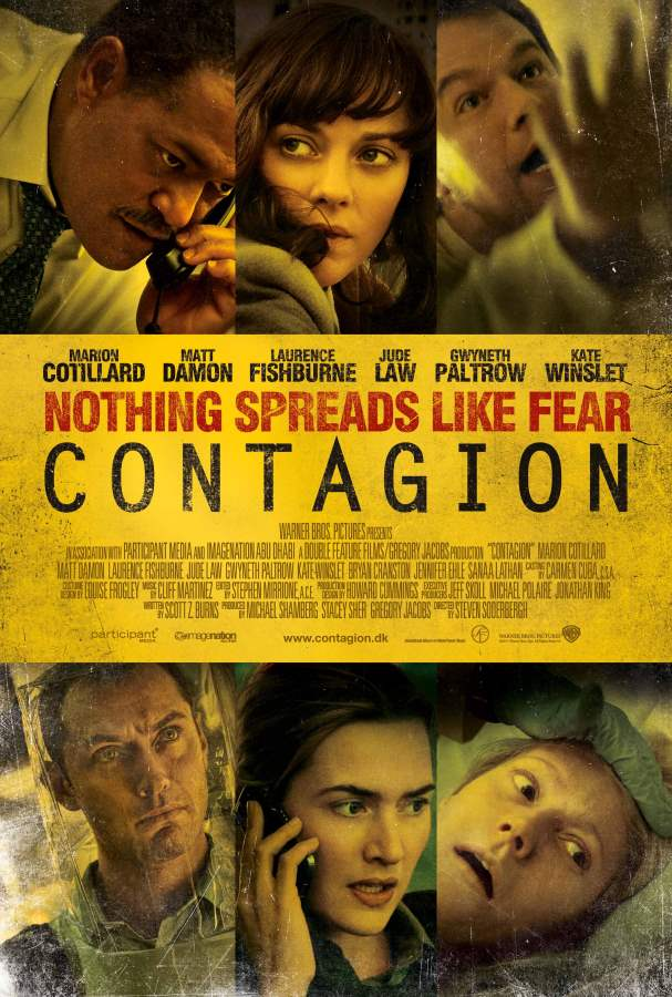 Contagion Movie Review English