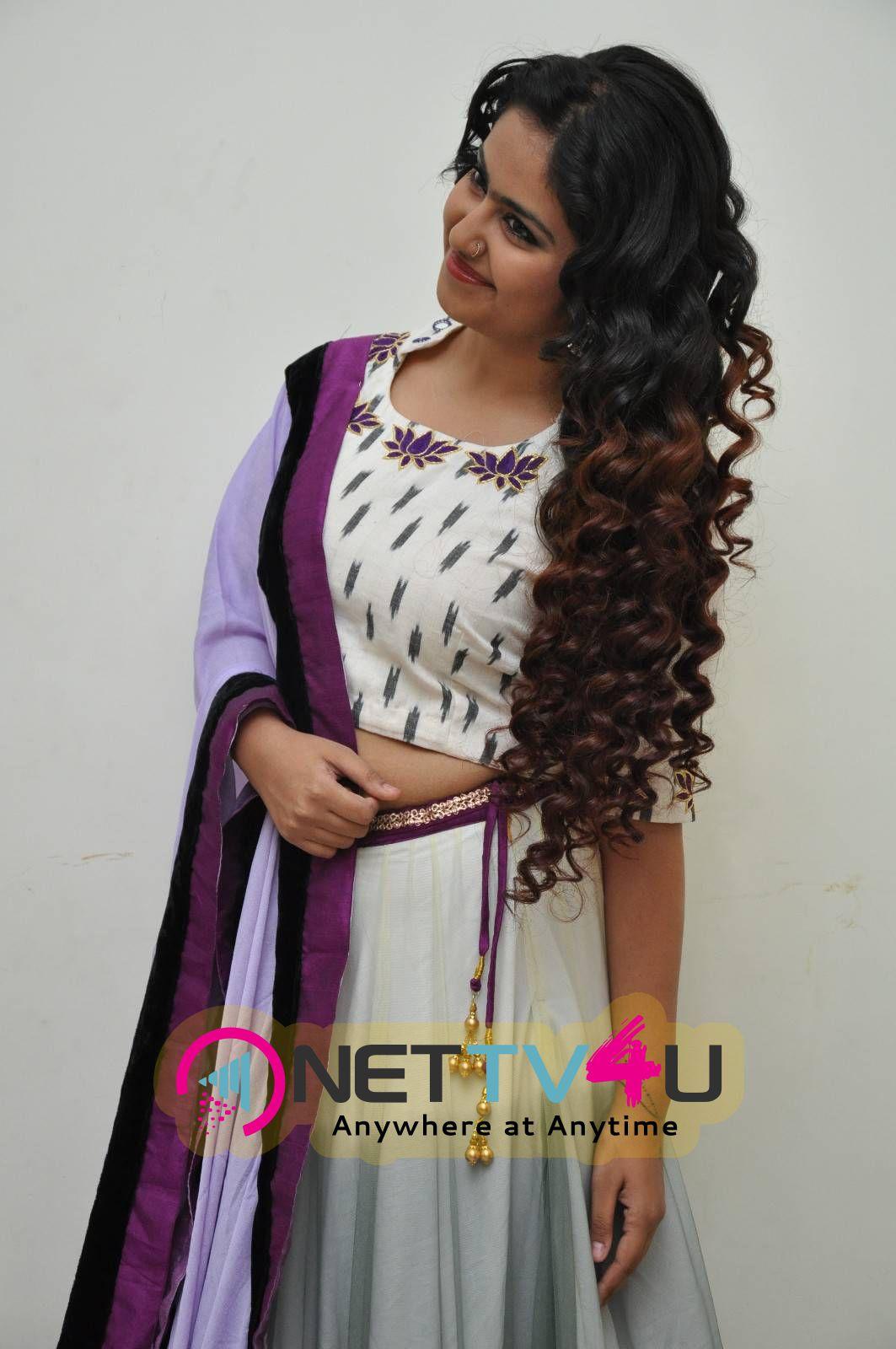 Coolest Stills Of Actress Avika Gor At Cinema Choopistha Maava Audio Launch