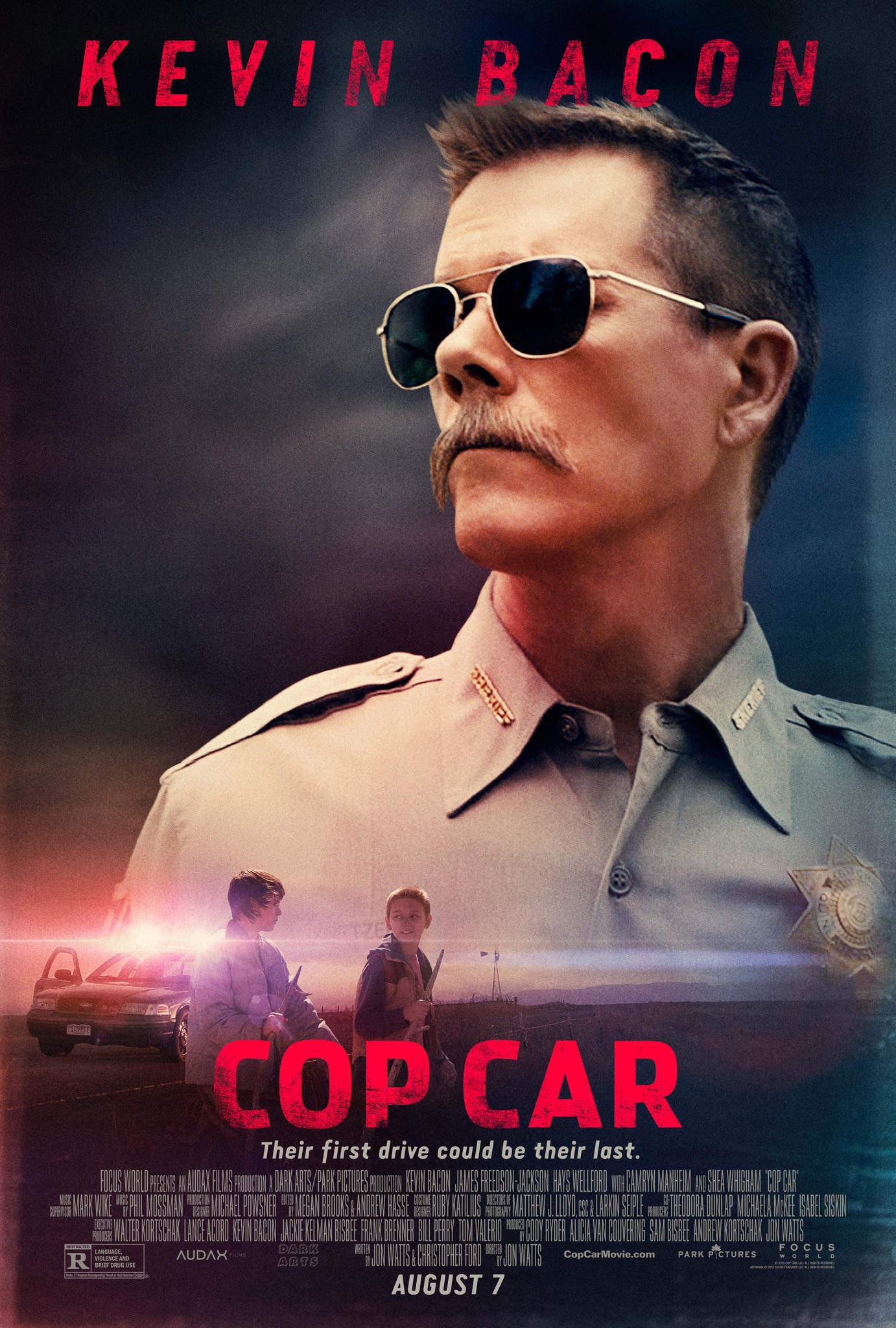 Cop Car Movie Review English