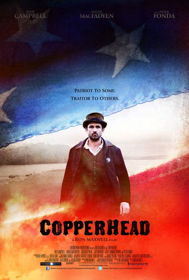 Copperhead Movie Review English
