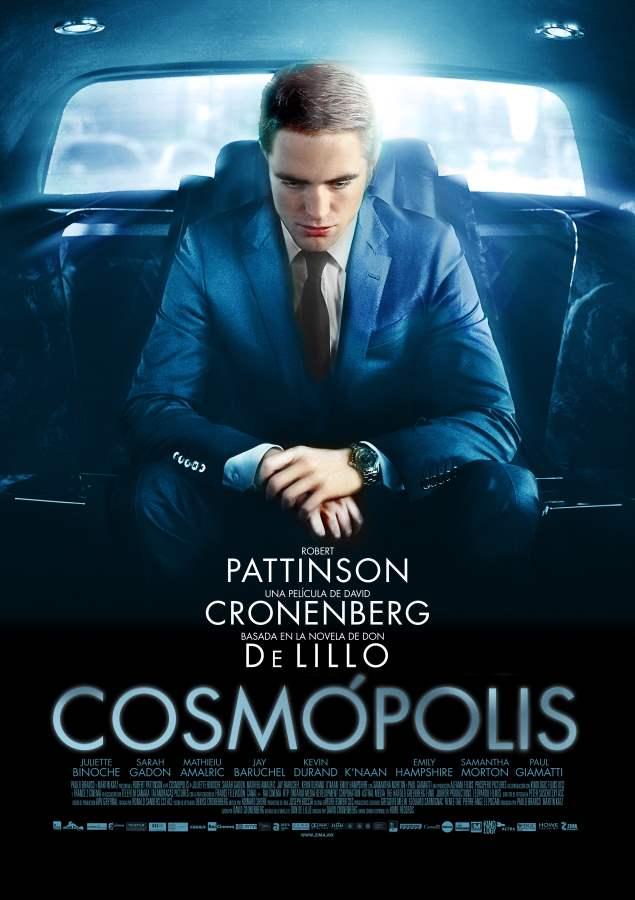 Cosmopolis Movie Review English