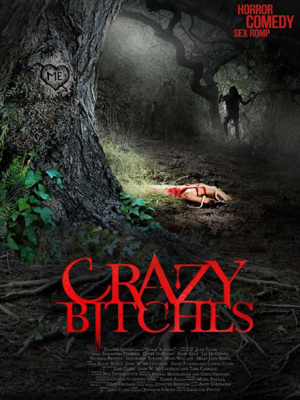 Crazy Bitches Movie Review English