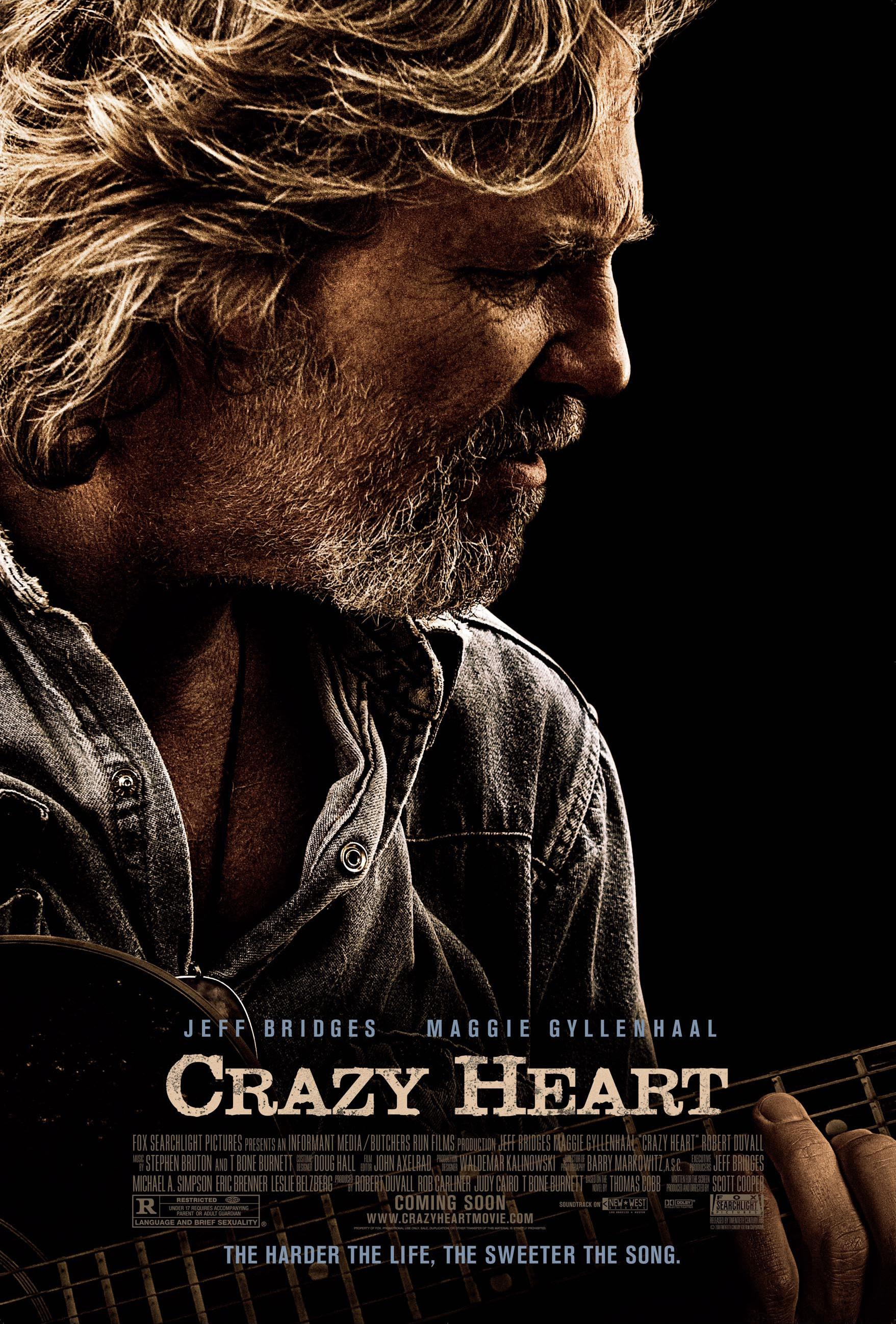 Crazy Heart Movie Review English