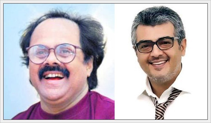 Crazy Mohan Finds Ajith A Great Guy