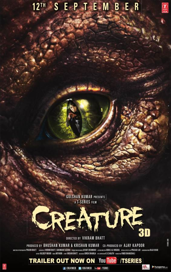 Creature 3D Movie Review Hindi