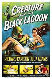 Creature from the Black Lagoon Movie Review English Movie Review
