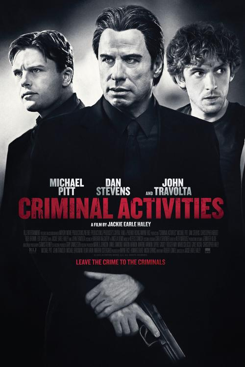 Criminal Activities Movie Review English Movie Review