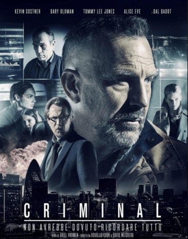 Criminal Movie Review English Movie Review