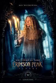 Crimson Peak Movie Review English