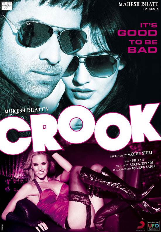Crook  Movie Review Hindi