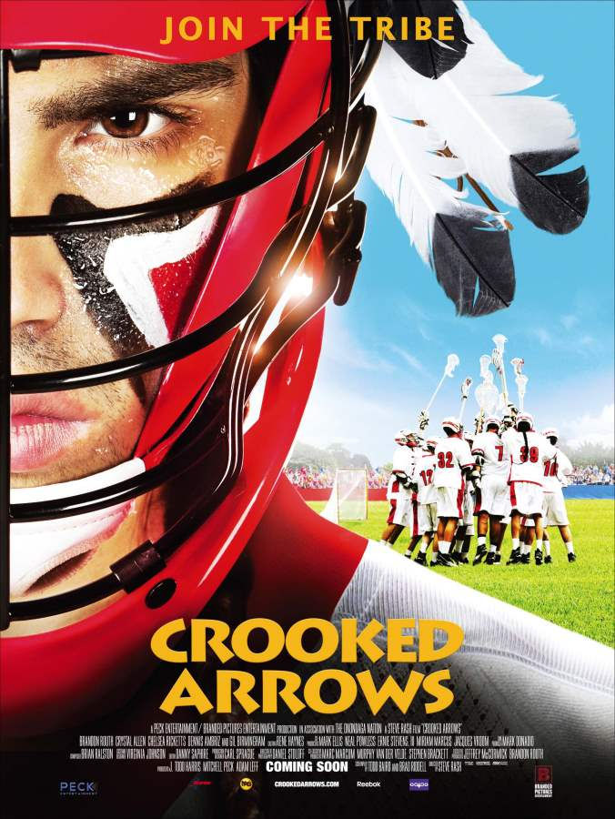 Crooked Arrows Movie Review English