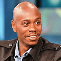 Dave Chappelle English Actor